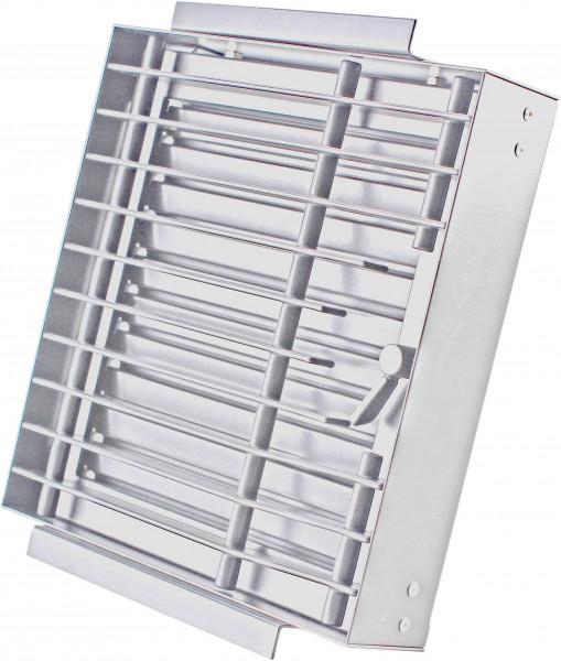 Deckengitter höhenverstellbar, weiß