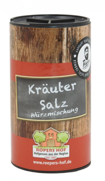 Röpers Hof KRÄUTER SALZ, 200 g