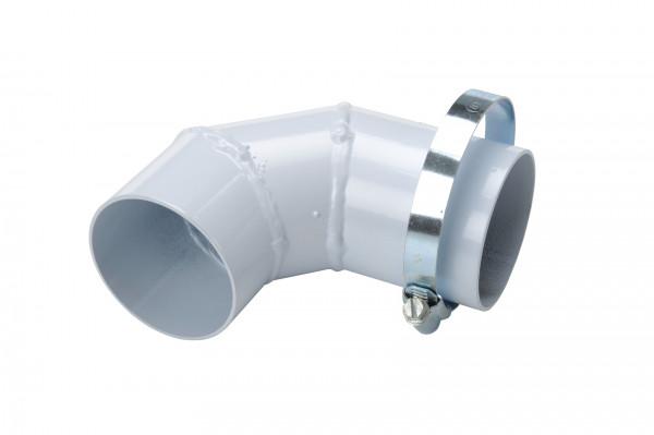Verbindungsstück 90° Bogen, Ø 60 mm für MCZ Comfort Air®