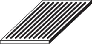 Ofenrost Gusseisen, 22 x 22 x 1,5 cm