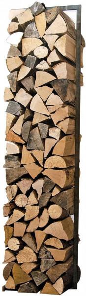 Kaminholzregal WOODTOWER, 150 x 40 cm